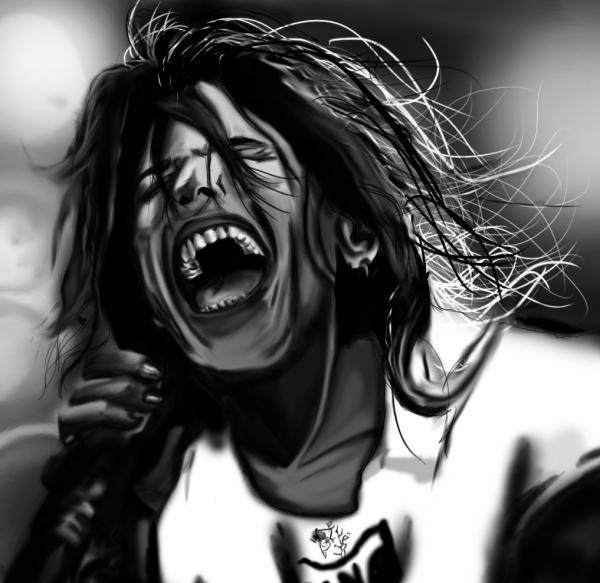 Steven Tyler par Ledzep